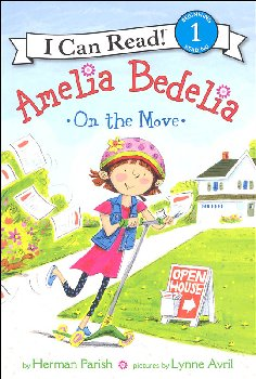 Amelia Bedelia on the Move (I Can Read! Level 1)