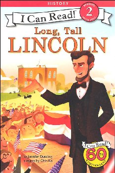 Long, Tall Lincoln (I Can Read! Reading with Help 2)