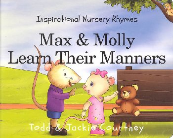 Max & Molly Learn Their Manners(Insprtnl N/R)