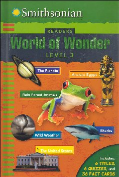 World of Wonder (Smithsonian Readers Level 3)