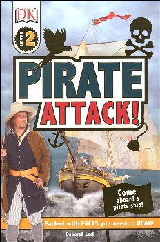 Pirate Attack! (DK Reader Level 2)