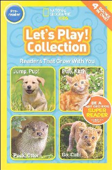 Let's Play (National Geographic Pre-Reader)