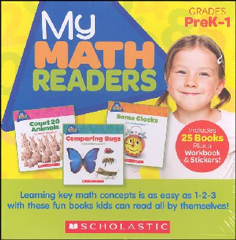My Math Readers
