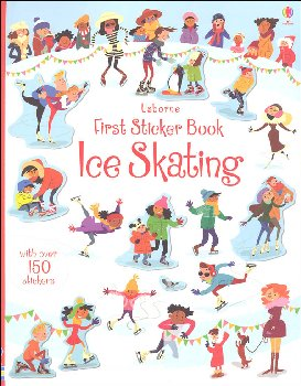 First Sticker Book: Ice Skating
