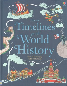 Timelines of World History (Usborne)