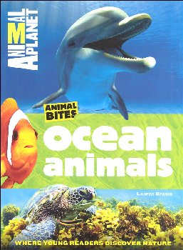 Animal Bites Ocean Animals (Animal Planet)