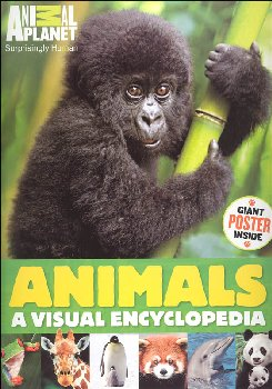 Animals: A Visual Encyclopedia (Animal Planet)