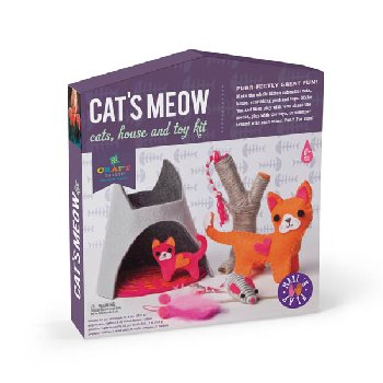 Cat's Meow Craft Kit