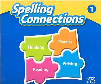 Zaner-Bloser Spelling Connections Grade 1 Student Edition (2016 edition)