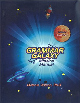 Grammar Galaxy Nebula Mission Manual Vol. 1