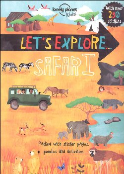 Let's Explore Safari with Stickers