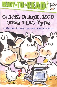 Click, Clack, Moo (Ready-to-Read Level 2)
