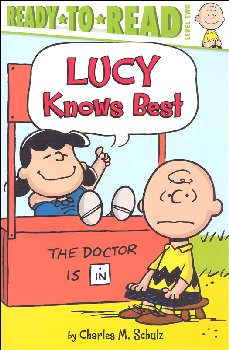 Lucy Know Best (Ready-to-Read Level 2)