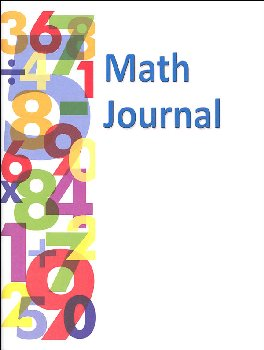 Math Journal - 32 pages (with 1 CM Grid)