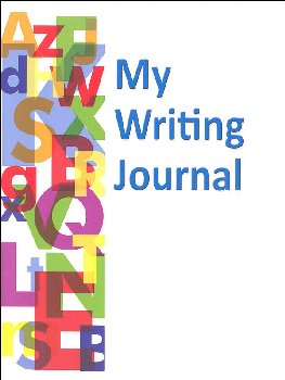 My Writing Journal - 32 pages