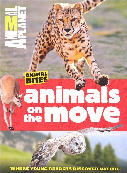 Animal Bites Animals on the Move