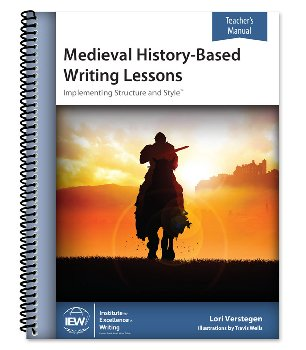 Medieval History-Based Writing Lessons Teacher Book