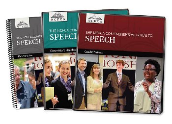 NCFCA Comprehensive Guide to Speech: Complete Boxed Set
