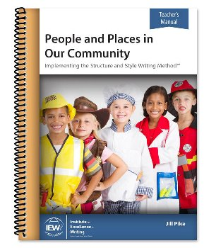 People and Places in Our Community Teacher Book