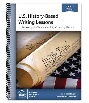 U.S. History-Based Writing Lessons Teacher Book