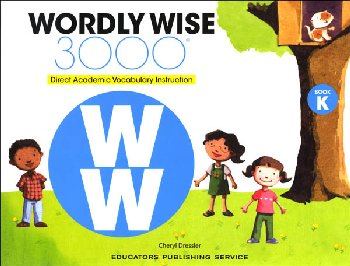 Wordly Wise 3000 2nd Edition Student Book K