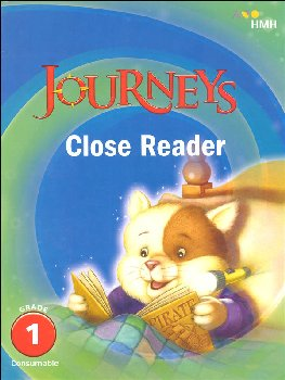 Journeys Close Reader Grade 1