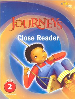 Journeys Close Reader Grade 2