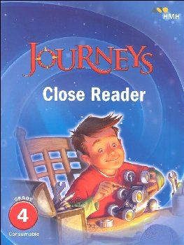 Journeys Close Reader Grade 4