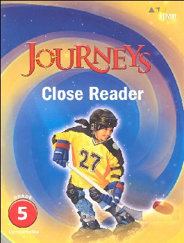 Journeys Close Reader Grade 5
