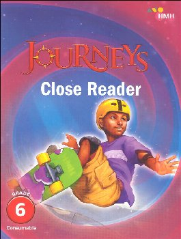Journeys Close Reader Grade 6