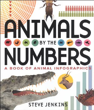 Animals by the Numbers: Book of Animal Infographics