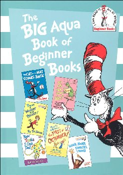 Big Aqua Book of Beginner Books