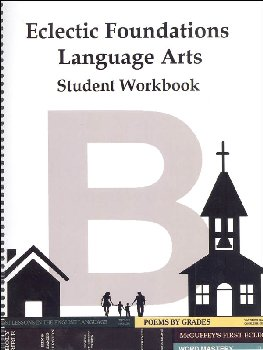 Eclectic Foundations Language Arts Level B Student Workbook
