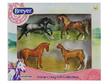 Breyer Stablemates Horse Crazy Gift Collection