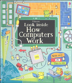 Look Inside How Computers Work (Usborne)