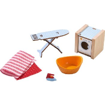 Dollhouse Accessories Washday(Little Friends)