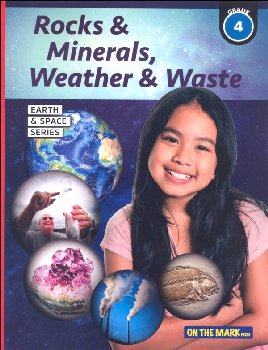 Rocks & Minerals, & Waste - Grade 4 (Earth and Space Science)