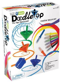 Doodletop Twister Deluxe Kit