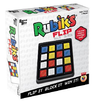 Rubik's Flip Game