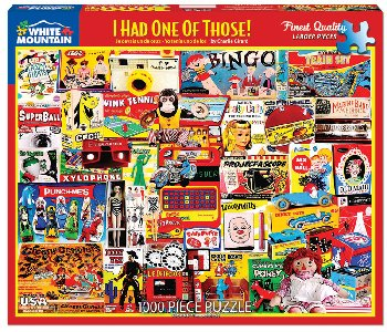 I Had One of Those! Collage Jigsaw Puzzle (1000 piece)