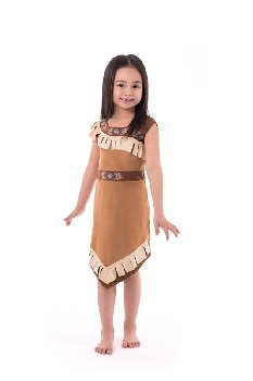Native American Princess Costume - Medium