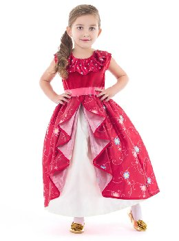 Spanish Princess Costume - Small