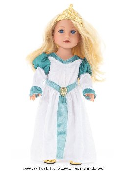 Swan Princess Doll Dress