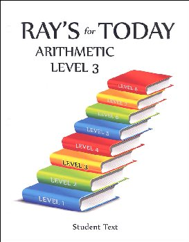 Ray's for Today Level 3 Student Text