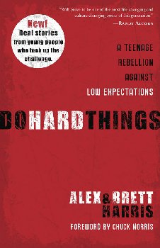 Do Hard Things:Teen Rebel Agnst Low Expctatns