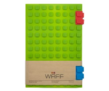 Waff Journal Large - Green