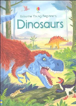 Dinosaurs (Usborne Young Beginners)
