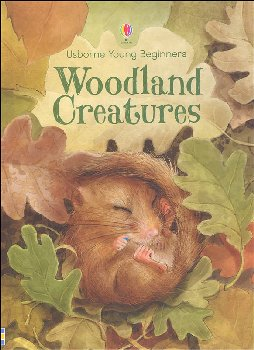 Woodland Creatures (Usborne Young Beginners)
