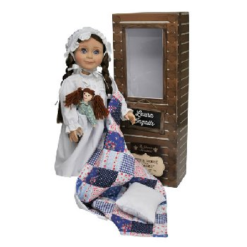 "Laura Ingalls 18"" Doll (Little House Dolls & accessories)"