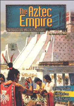 Aztec Empire: Interactive History Adventure